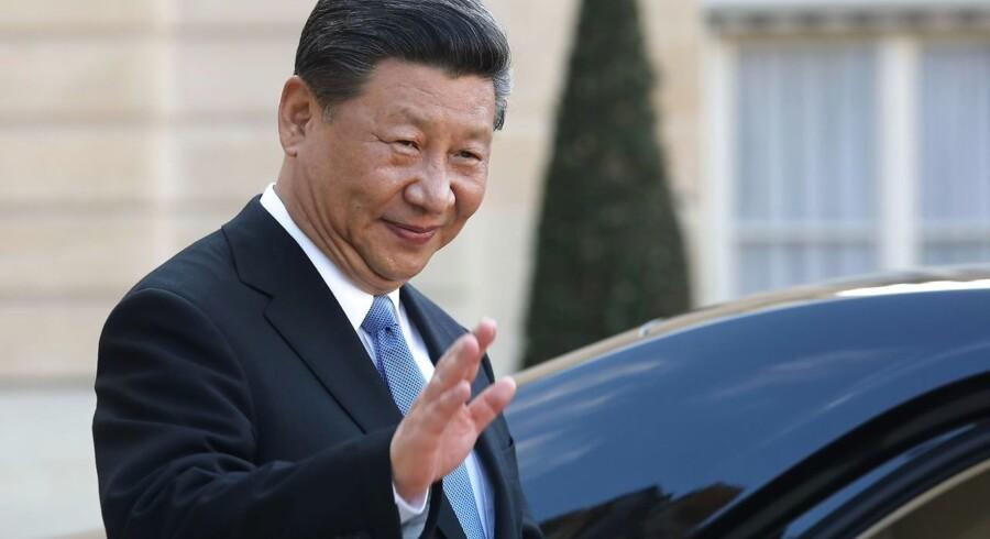 Kinas præsident, Xi Jinping, har længet kæmpet med dalende vækstrater. Men nu vidner flere nøgletal om, at der er sket en vending i den kinesiske økonomi.