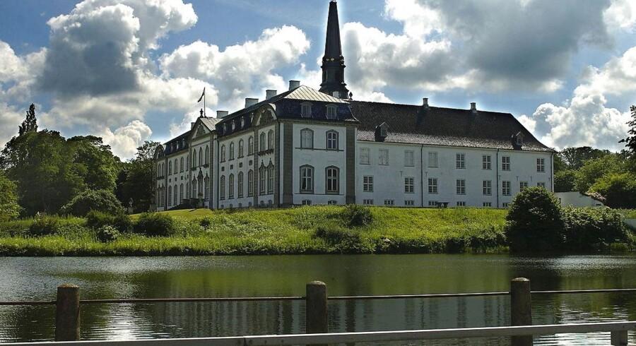 Bregentved Gods på Midtsjælland må også gerne trække momsen fra.