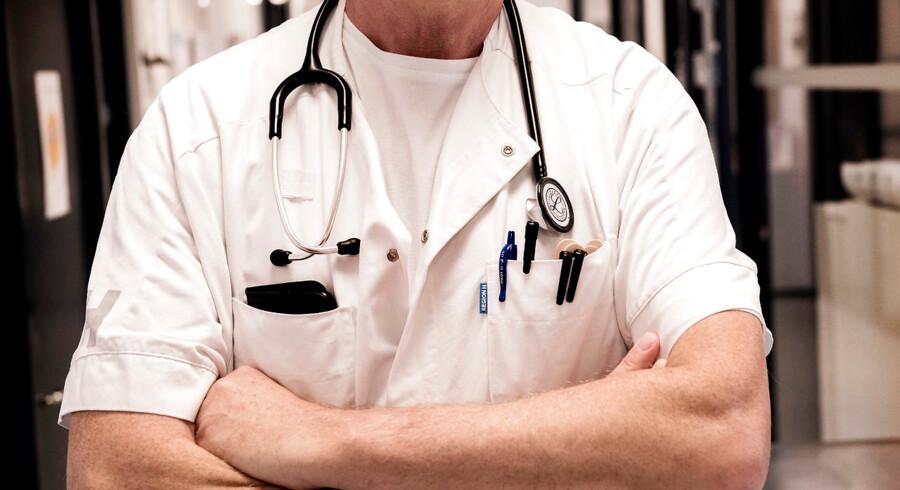 De stigende udgifter til sygehusmedicin skyldes blandt andet mere avanceret medicin samt Danmarks aldrende befolkning.