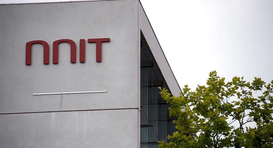 NNIT, Østmarken 3, Søborg tirsdag den 17 juli 2018.
