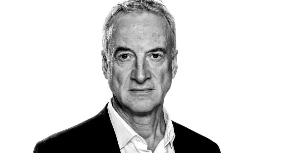 Erhvervskommentator Jens Christian Hansen.