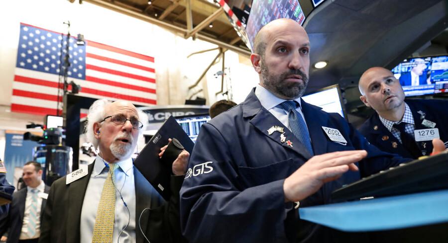 S&P 500 og Nasdaq indeksene slog rekorder i denne uge.