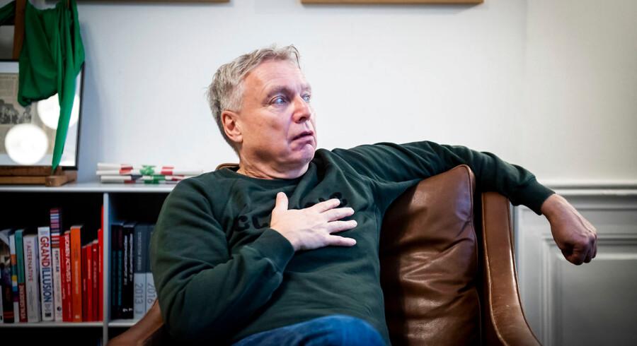 Uffe Elbæks vej frem mod valget bliver ikke et triumftog - men snarere en overlevelsestur.