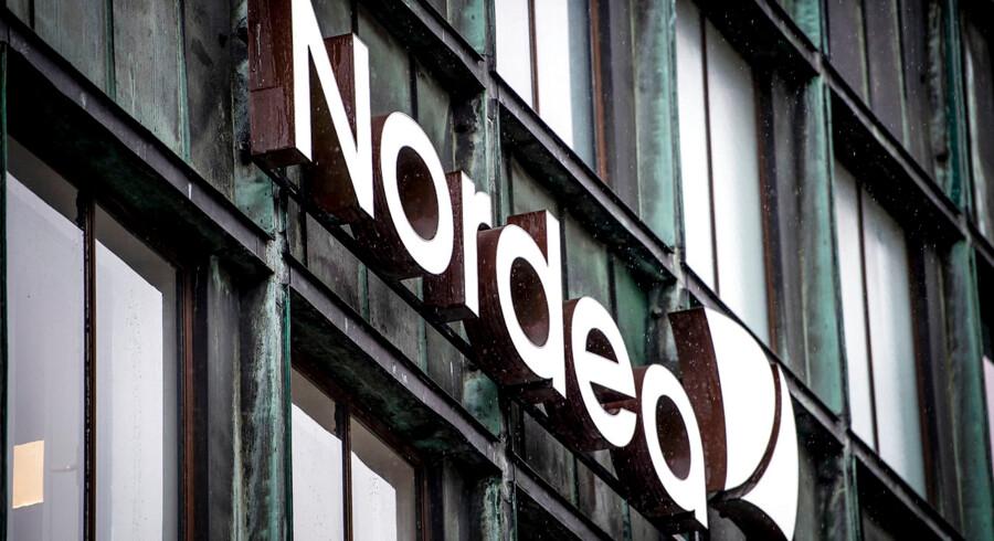 Nordea har tirsdag morgen offentliggjort regnskabet for årets første tre måneder.