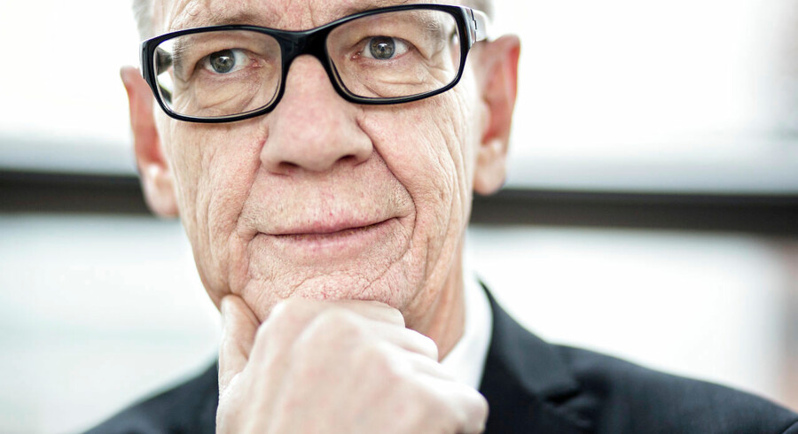 Op- og nedturene har fulgtes ad for Henrik Heideby, tidligere administrerende direktør i PFA Pension.