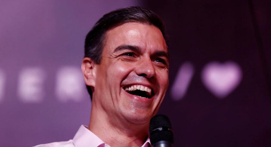 Spaniens socialistiske premierminister, Pedro Sanchez, har efter søndagens valg, for alvor givet Europas socialdemokrater håb. Det er muligt at vende tilbagegang til fremgang. I blandt andet Tyskland og Frankrig ser situationen imidlertid fortsat dyster ud for socialdemokraterne.