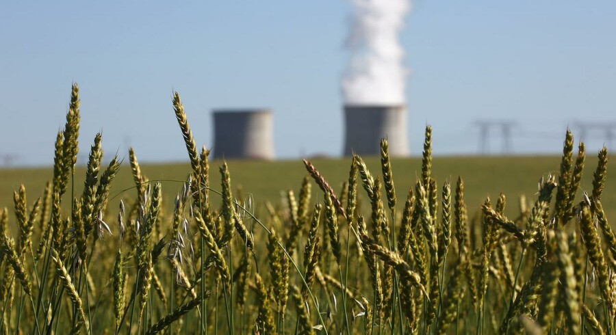 I klimakampen gælder tilsyneladende flere og flere kneb. Et stigende antal klimaeksperter er i de senere år blevet fortalere for atomkraft og GMO-afgrøder og skeptiske over for økologisk landbrug. Arkivfoto af køletårne på fransk atomkraftværk.