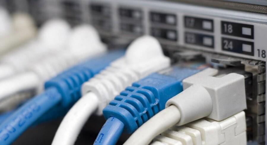 På tredje år overvåges danskerne døgnet rundt, hvor alle oplysninger om deres brug af telefoner og Internet opsamles og gemmes, selv om EU-Domstolen har erklæret det ulovligt. Arkivfoto: Matthew Trommer, Iris/Ritzau Scanpix
