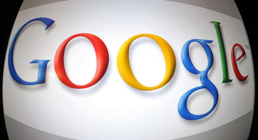 Google vil indføre en ny funktion i sin Chrome-browser, så brugerne bedre kan se og styre, hvilke cookier der sporer dem på nettet. Arkivfoto: Karen Bleier, AFP/Ritzau Scanpix