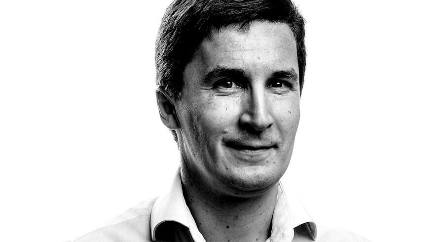 Christopher Arzrouni, særlig rådgiver for Kristian Jensen (V) i Finansministeriet.