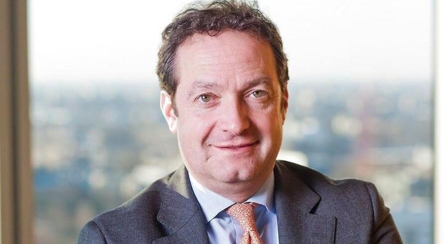 Danske Bank ansætter hollandske Chris Vogelzang som ny administrerende direktør fra 1. juni.