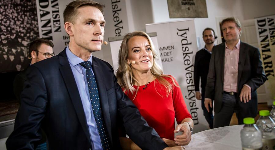 Nye Borgerliges formand, Pernille Vermund, har valgt at stille op i Sydjyllands Storkreds og dermed udfordre DF-formand Kristian Thulesen Dahl på hjemmebanen om de indvandrings- og EU-kritiske vælgeres gunst.