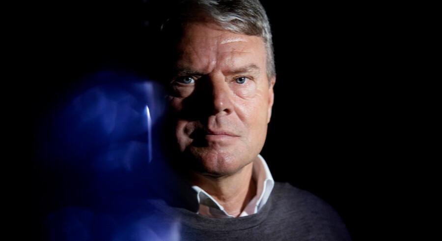 »Hvis man har identiteten på de rigtige personer, så taler vi om en national sikkerhedstrussel,« siger cyberchef Troels Ørting Jørgensen om de seneste læk fra blandt andet Forsvaret.