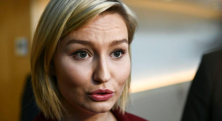 De svenske kristdemokrater valgte i 2015 den dengang 28-årige Ebba Busch Thor til partileder. Fire år senere står partiet stærkere end nogensinde blandt de svenske borgerlige partier.
