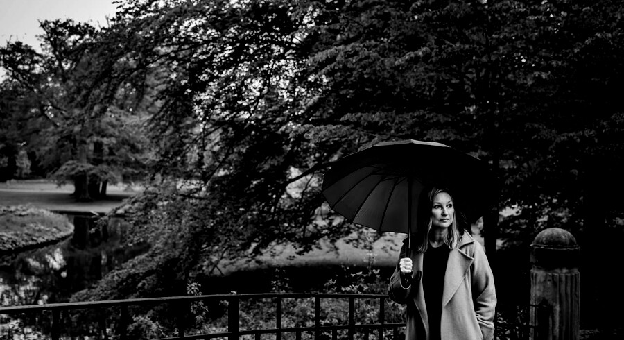 Naja Marie Aidt har ofte tænkt på, at danske par giver for hurtigt op. Noget, hun ser ekstra tydeligt, efter at boet flere år i New York.