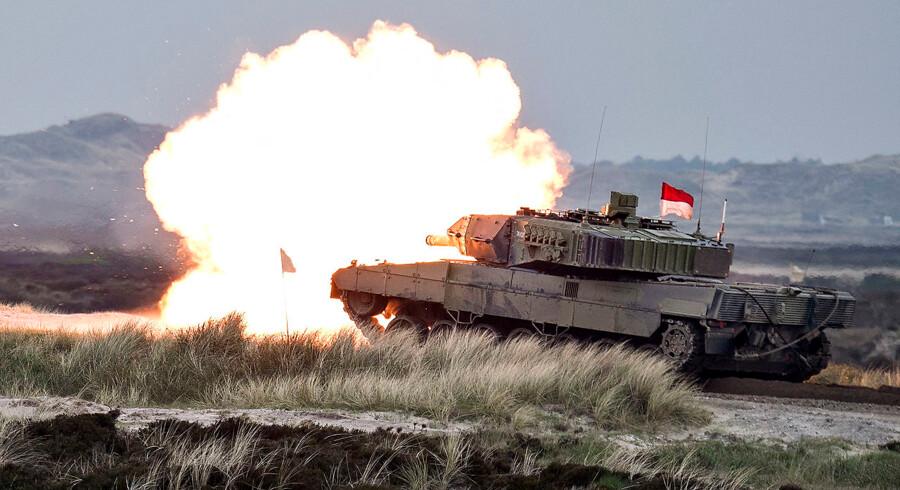 EU har afsat 13 mia. euro frem til 2027 til to fonde, der skal forske i udviklingen af forsvaret i EU både materielt og kommandostrukturmæssigt.