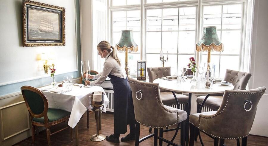 Krogs Fiskerestaurant er en af byens mest klassiske og sagnomspundne.
