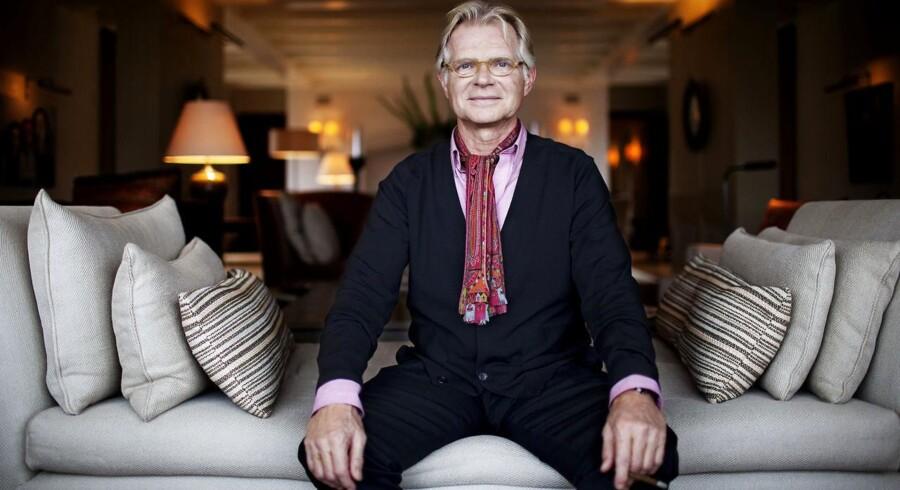 Niels Martinsen er klar til at købe IC Group af børsen.