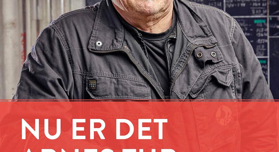 Bryggeriarbejderen Arne Juhl fra Sønderjylland optræder på Socialdemokratiets valgplakat, men har forbehold over for partiets kampagne.
