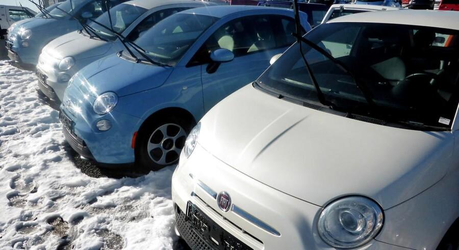 Fiat ligger sidst i en rundspørge blandt FDM's kunder.