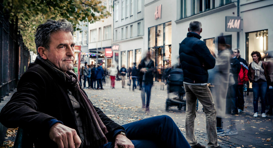 Forfatter Jens Christian Grøndahl medvirker i podcasten »Den smukke borgerlighed«.
