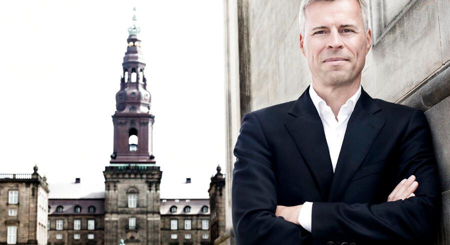 Selv om en SV-regering for nogen ser smuk og tillokkende ud, er den - for nu – ikke mere end et fatamorgana, vurderer Berlingskes politiske kommentator, Thomas Larsen.