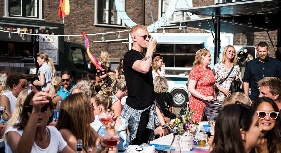 Lørdag den 9. juni 2018 fejrede AOK og Berlingske Byens Bedste i Kunsthal Charlottenborgs gård. Her blev de bedste københavneroplevelser kåret som Byens Bedste 2018.