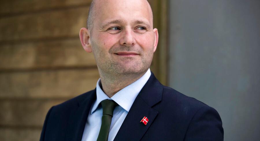 Søren Pape. Konservative.