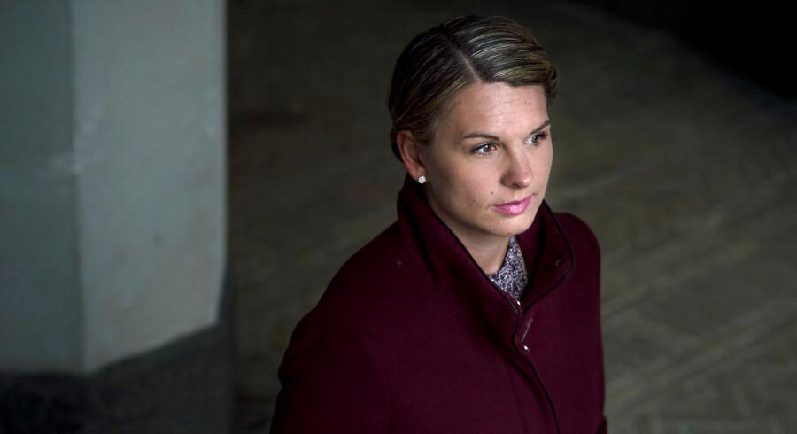 Mette Abildgaard, gruppeformand for Det Konservative Folkeparti
