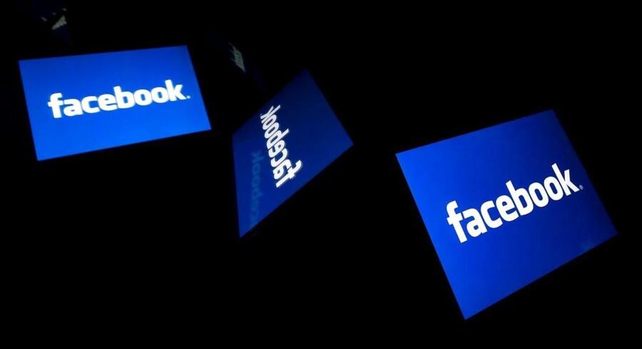Omkring 30.000 ansatte i Facebook arbejder med sikkerheden, bl.a. med at slette falske konti. Arkivfoto: Lionel Bonaventure, AFP/Ritzau Scanpix