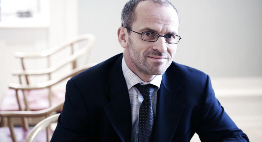 Jeppe Christiansen, adm. direktør i Maj Invest, deler ud af sine gode råd til alternativerne til investering i aktier.