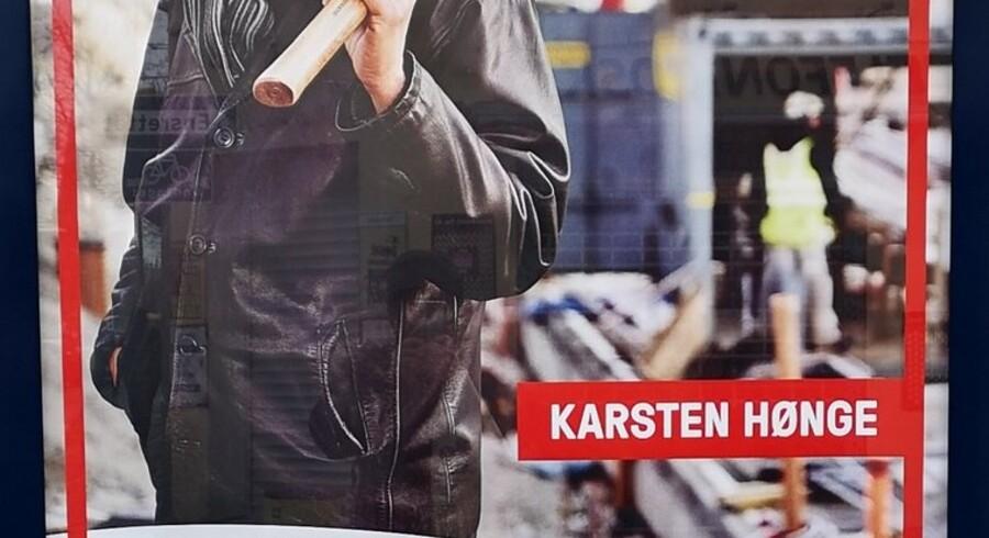 SFs Karsten Hønge lovede vælgerne klar tale. Det har han ikke leveret, mener medlem af Hønges egen lokalbestyrelse i Svendborg.