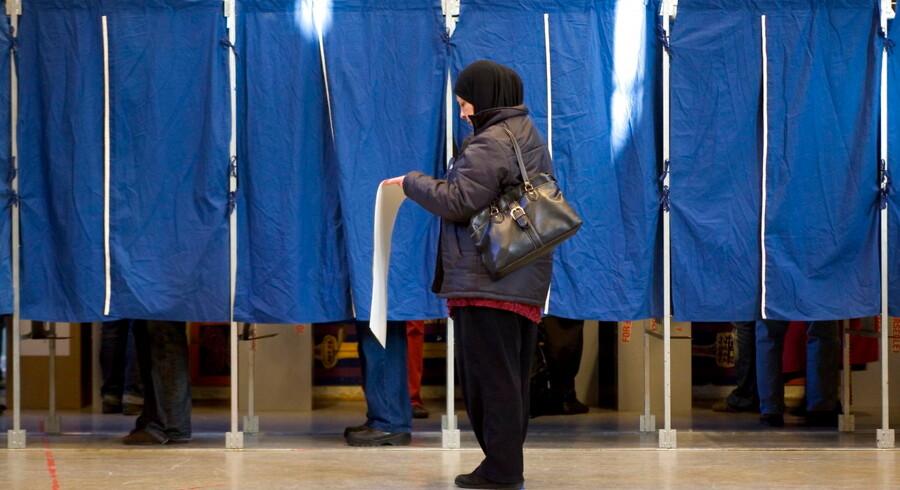 »Lad os nu fjerne de barrierer, der står i vejen for, at vi kan skabe et levende og involverende demokrati for så mange som overhovedet muligt,« skriver Rasmus Nordqvist.