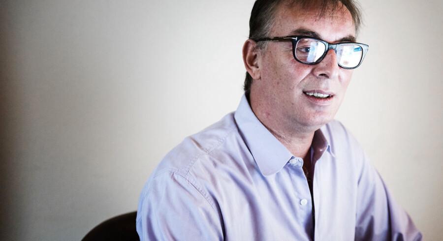 Jeppe Juhl stod bag nyhedsportalen NewSpeek, da han i 2016 lavede YouTube-videoen »Sådan løser vi problemerne med Islam«.