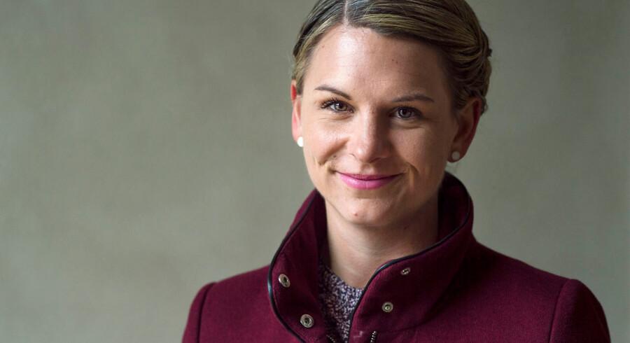 Mette Abildgaard, medlem af Folketinget for Det Konservative Folkeparti.