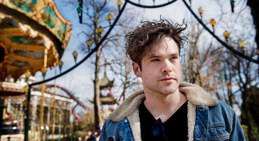 Silas Holst har tidligere deltaget i »Vild med dans«. I den nye sæson skal han danse med skuespiller og revyinstruktør Jakob Fauerby.
