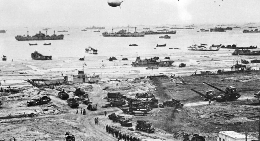 Det er 75 år siden, at de allierede gik i land i Normandiet for at nedkæmpe Nazityskland. 6. juni 1944 var på mange måder fødslen af det transatlantiske samarbejde.