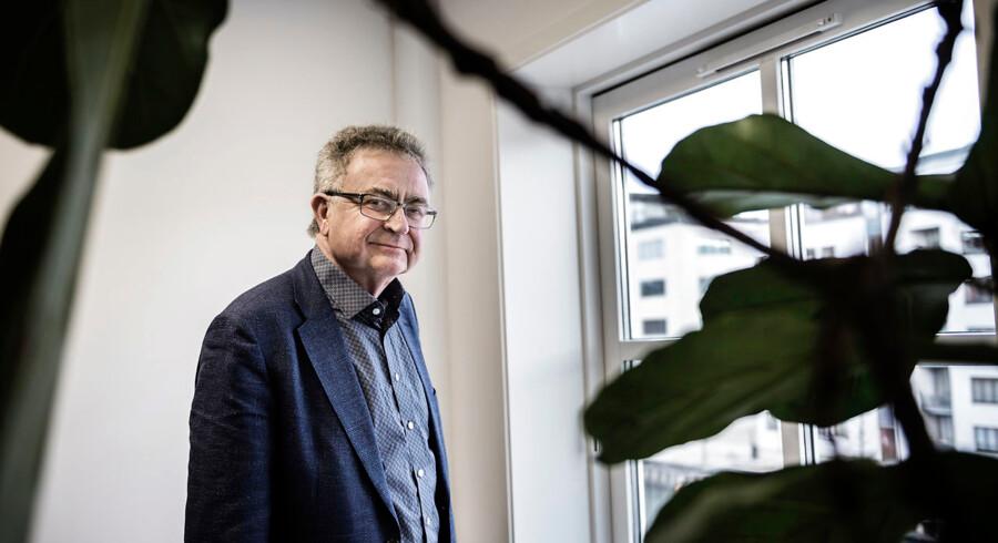»Der er ingen tvivl om, at PSD2 og »open banking« betyder stigende konkurrence på betalingsmarkedet på grund af flere af de nye såkaldte tredjepartsudbydere,« siger Mats Taraldsson fra Mastercard.