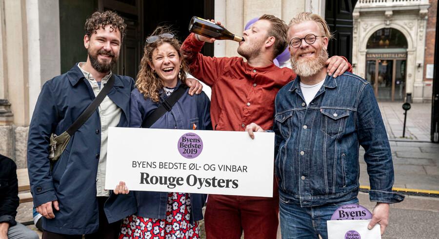 Rouge Oysters vandt for bedste Øl- og Vinbar.