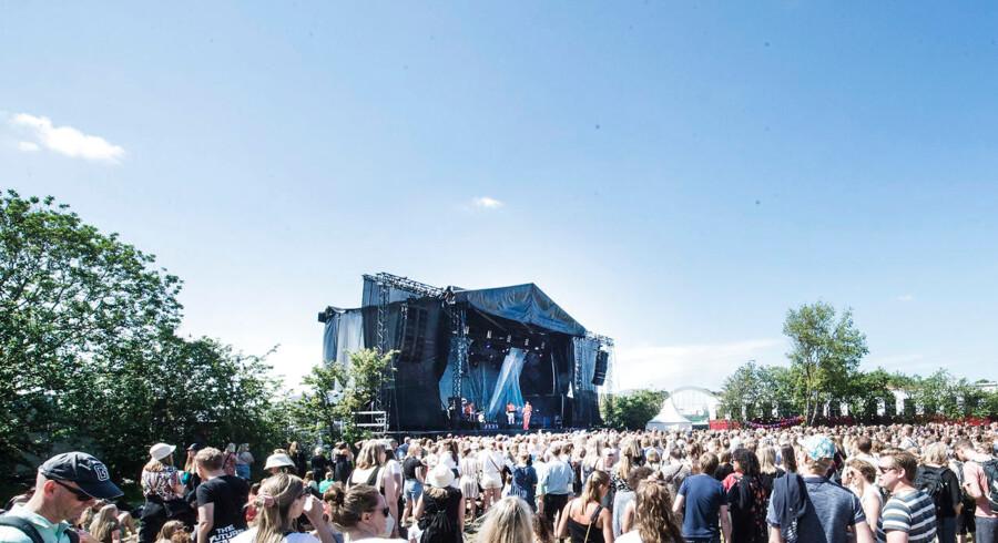 NorthSide fandt sted i Aarhus fra 6. til 8. juni. I år havde festivalen skruet op for sit i forvejen store fokus på bæredygtighed ved at erstatte engangskrus med nye krus, der kunne vaskes og bruges igen.