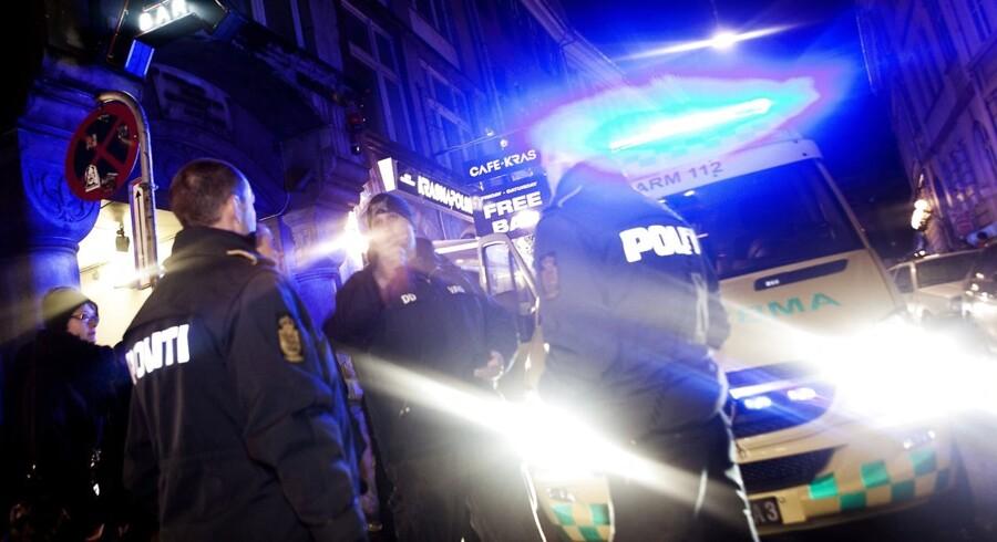 Arkivfoto: I løbet af den seneste måned har der været mindst 12 knivstikkerier i København. Det kan være svært at målrette forebyggende arbejde mod overfaldsmændene, beretter Det Kriminalpræventive Råd beretter.