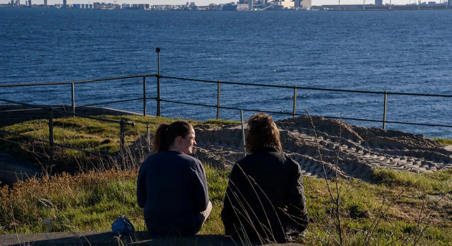 »I Øresund ligger eksempelvis Middelgrundsfortet, der om ganske få uger vil slå dørene op for Ungdomsøen. Her bygger Spejderne, Højskolerne og Nordeafonden m.fl. flere en Ø, hvor Danmarks ungdom i fællesskab kan udvikle fremtidens samfund og fællesskaber,« skriver Kasper Staunskær Frandsen.