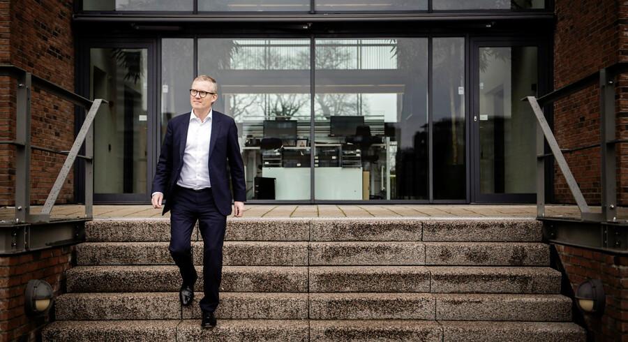 Bech-Bruuns nye gør-det-selv tjeneste skal effektivisere arbejdstiden for virksomheder og organisationer, der har behov for løbende at udarbejde juridiske dokumenter. Tiden er til at spille med på den teknologiske udvikling i advokatbranchen, lyder det fra adm. direktør i Bech-Bruun Christian Ejvin Andersen.
