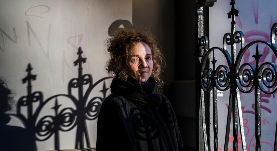 Digteren Ursula Andkjær Olsen bliver ny rektor på den skandaleramte Forfatterskolen.
