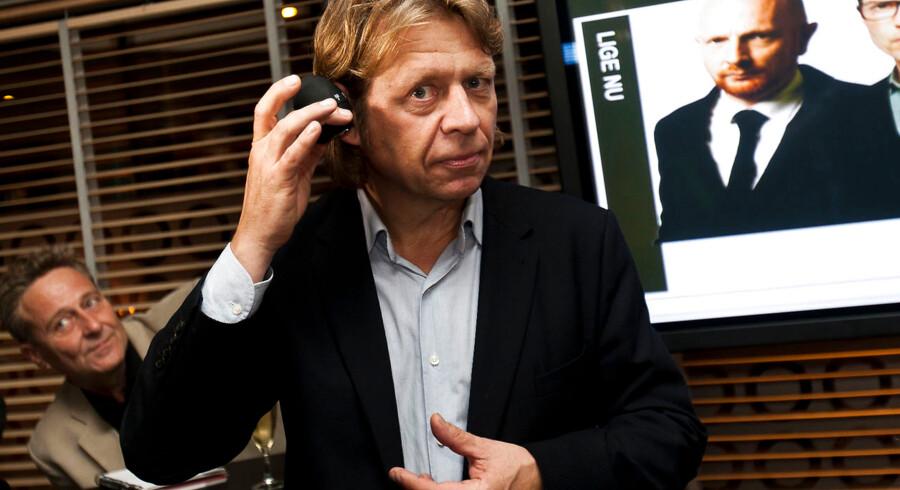 (ARKIV) Direktør Jørgen Ramskov, Radio 24syv den 1. november 2016. Radio24syv søger ikke om at forlænge sendetilladelsen på grund af krav om udflytning, oplyser PeopleGroup. Det skriver Ritzau, torsdag den 28. marts 2019.. (Foto: Martin Sylvest Andersen/Ritzau Scanpix)