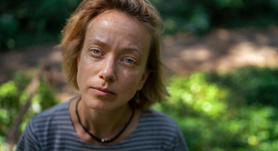 33-årige Anne Dalum har fået inddraget sit pas. Hun ville til Syrien og deltage i det økologiske projekt »Make Rojava Green Again«.