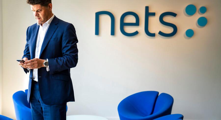 Stefan Götz, bestyrelsesformand for Nets, indrømmer, at virksomhedens ry lider i øjeblikket.