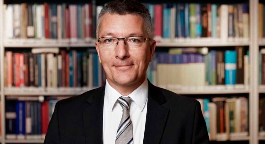 Torben Jensen er ny vicedirektør i Folketinget og Folketingssekretær