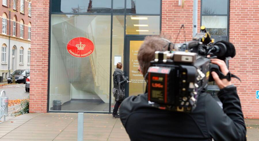 ARKIV. Sagen mod det tidligere medlem af Liberal Alliances Ungdom finder sted i Retten i Odense. Dommen ventes at falde i dag.