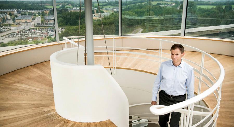 Topchef i Danfoss, Kim Fausing, er bekymret for, om det nye regeringsflertal forstår, hvordan erhvervslivets rammevilkår, vækst og arbejdspladser spiller sammen.